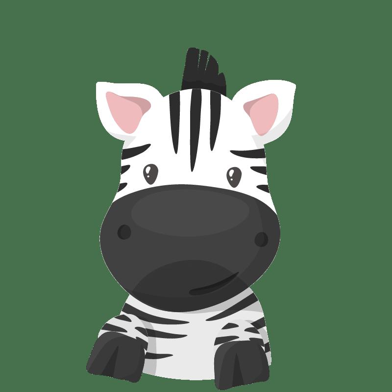 Cebras para colorear - 10
