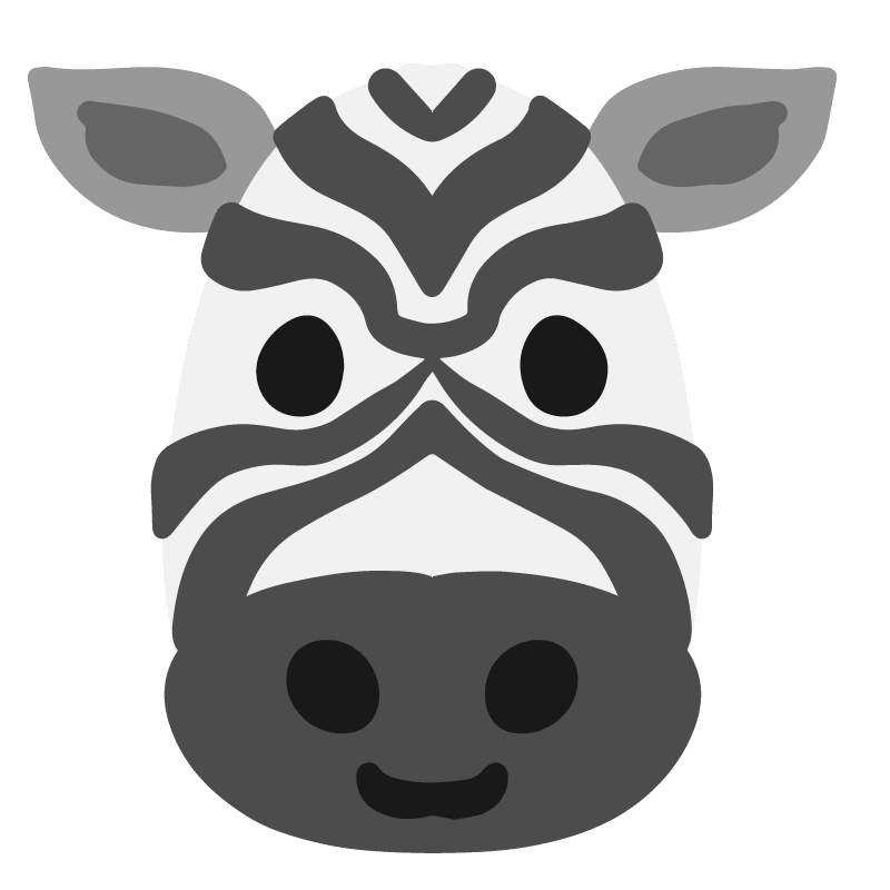 Cebras para colorear - 20