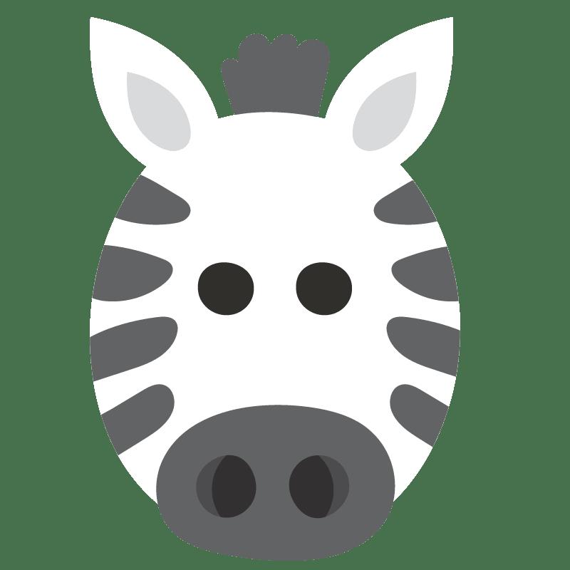 Cebras para colorear - 21