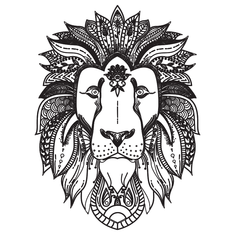 MANDALAS DE ANIMALES 14
