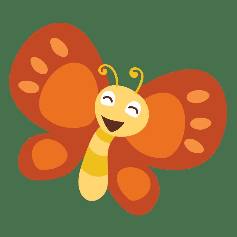 Mariposas para colorear - 3
