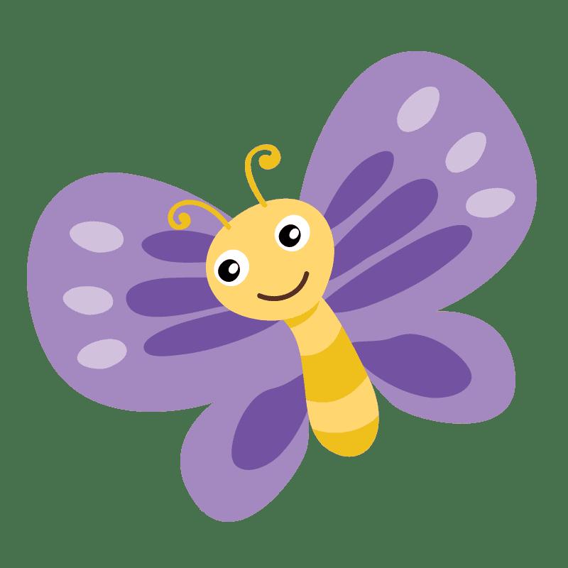 Mariposas para colorear - 7