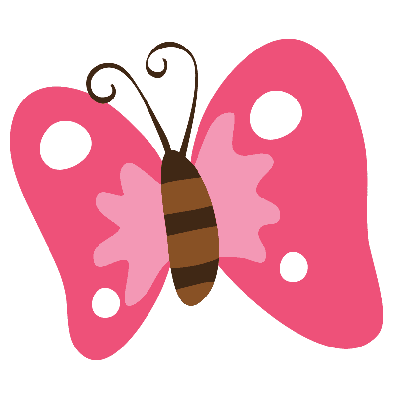 Mariposas para colorear - 8
