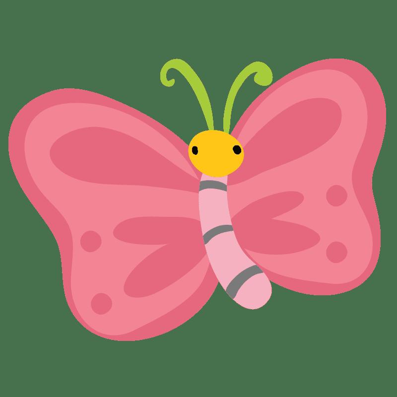 Mariposas para colorear - 9