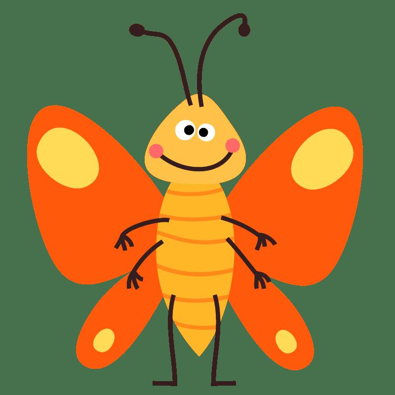 Mariposas para colorear - 26
