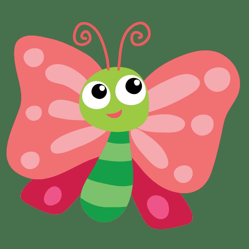 Mariposas para colorear - 35