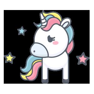 Unicornios para colorear - 13