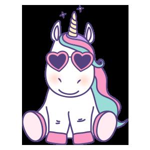 Unicornios para colorear - 22