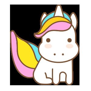 Unicornios para colorear - 24