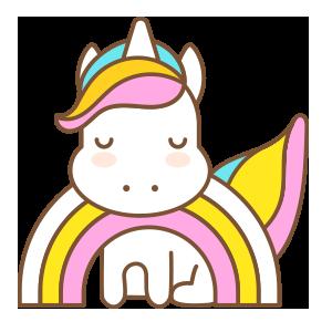 Unicornios para colorear - 25