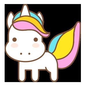 Unicornios para colorear - 26