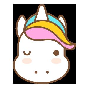 Unicornios para colorear - 27