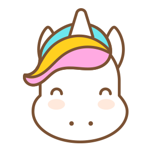 Unicornios para colorear - 28