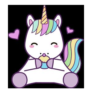 Unicornios para colorear - 5