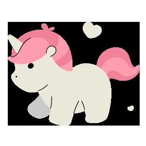 Unicornios para colorear - 8
